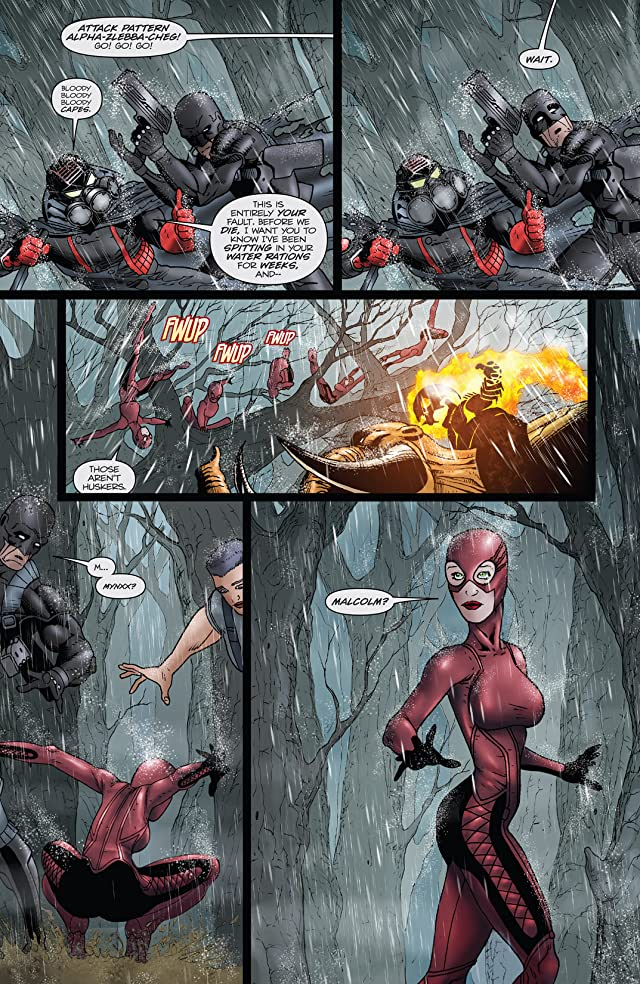 click for super-sized previews of Extermination #4