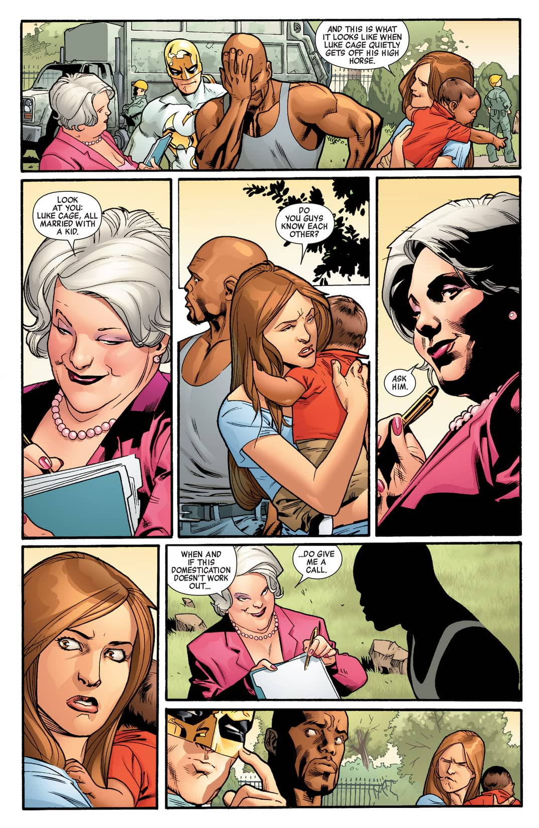 New Avengers (2010-2012) #7