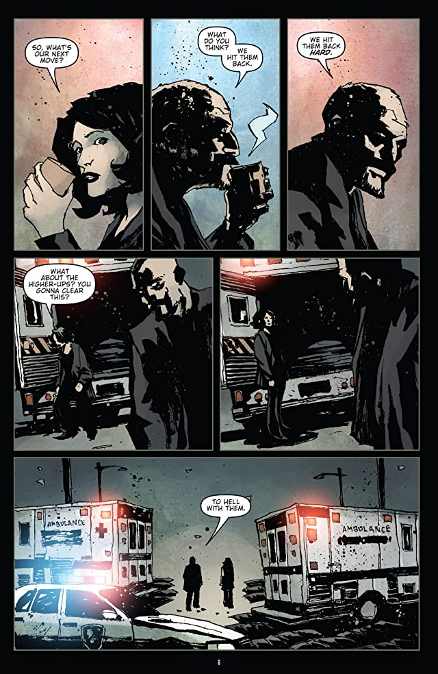 click for super-sized previews of 30 Days of Night: Ongoing #10