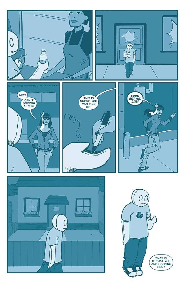 The Li'l Depressed Boy #13