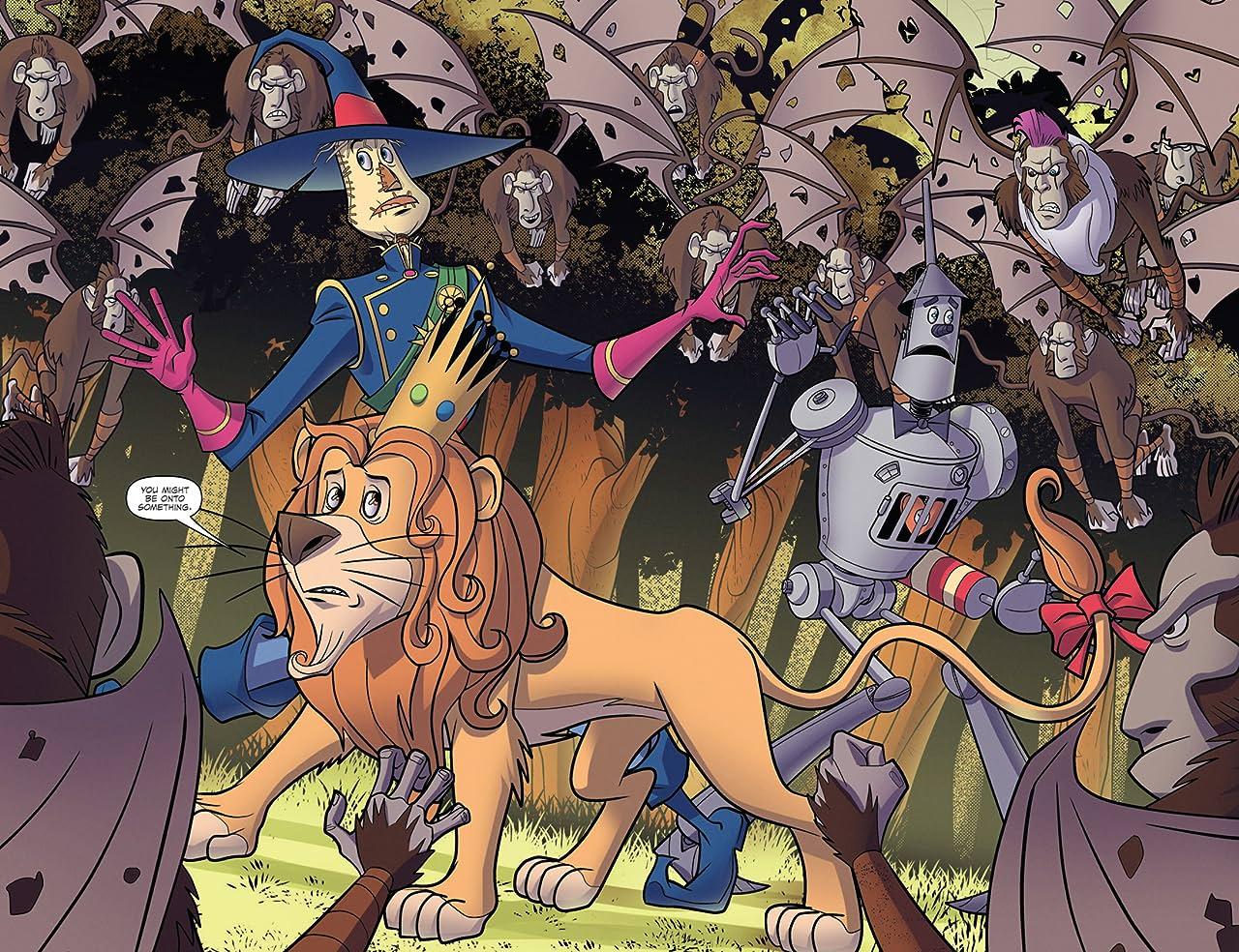 Dorothy of Oz Prequel #4 (of 4)
