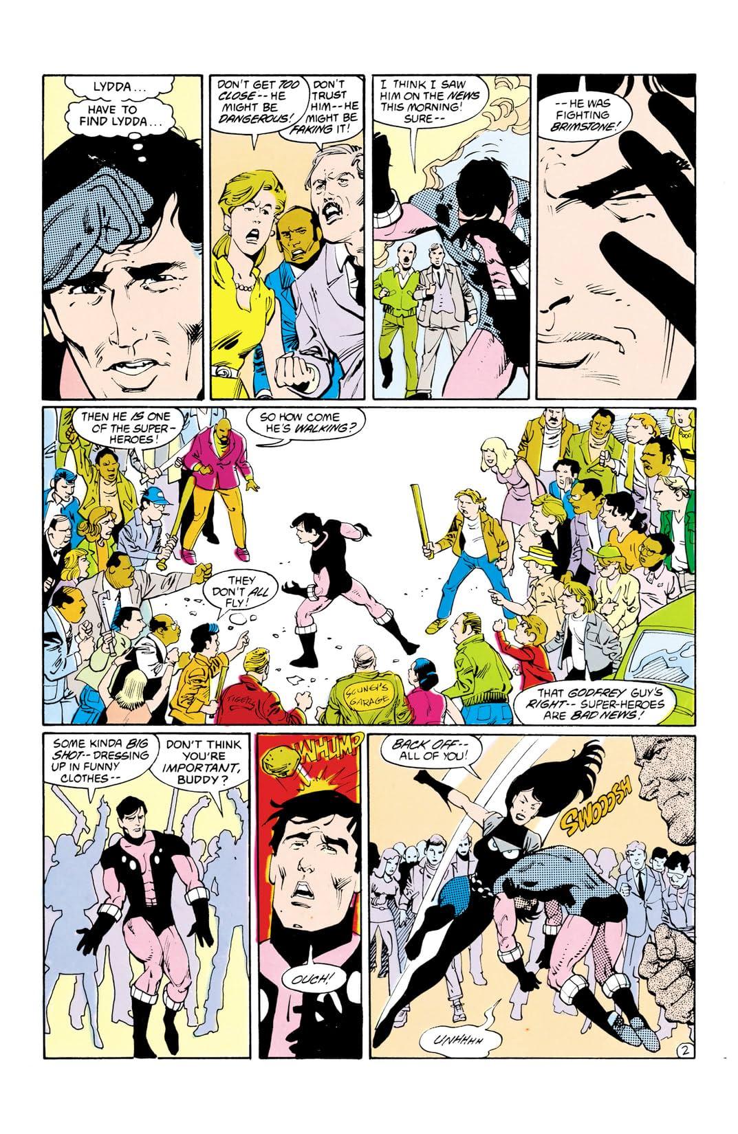 Cosmic Boy (1986-1987) #1