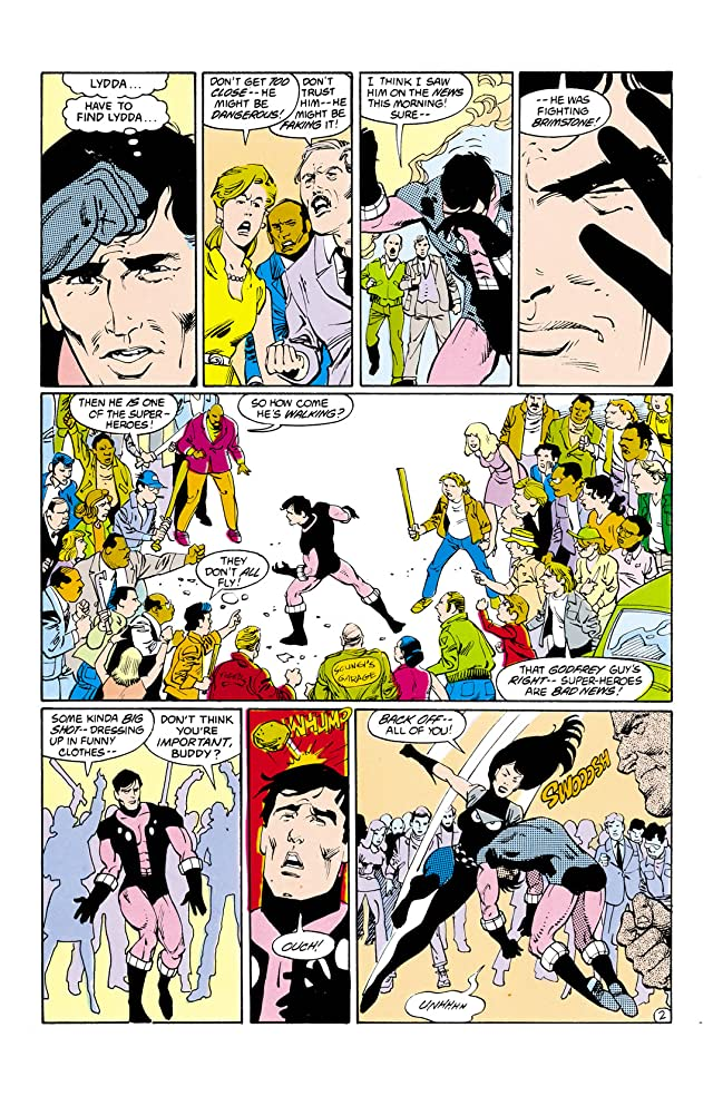 click for super-sized previews of Cosmic Boy (1986-1987) #1