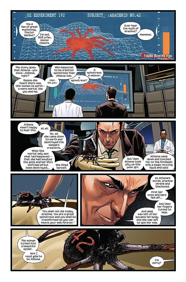 Ultimate Comics Spider-Man (2011-2013) #1