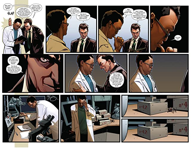 click for super-sized previews of Ultimate Comics Spider-Man (2011-2013) #1