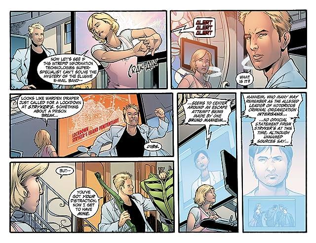 click for super-sized previews of Smallville: Season 11 #16