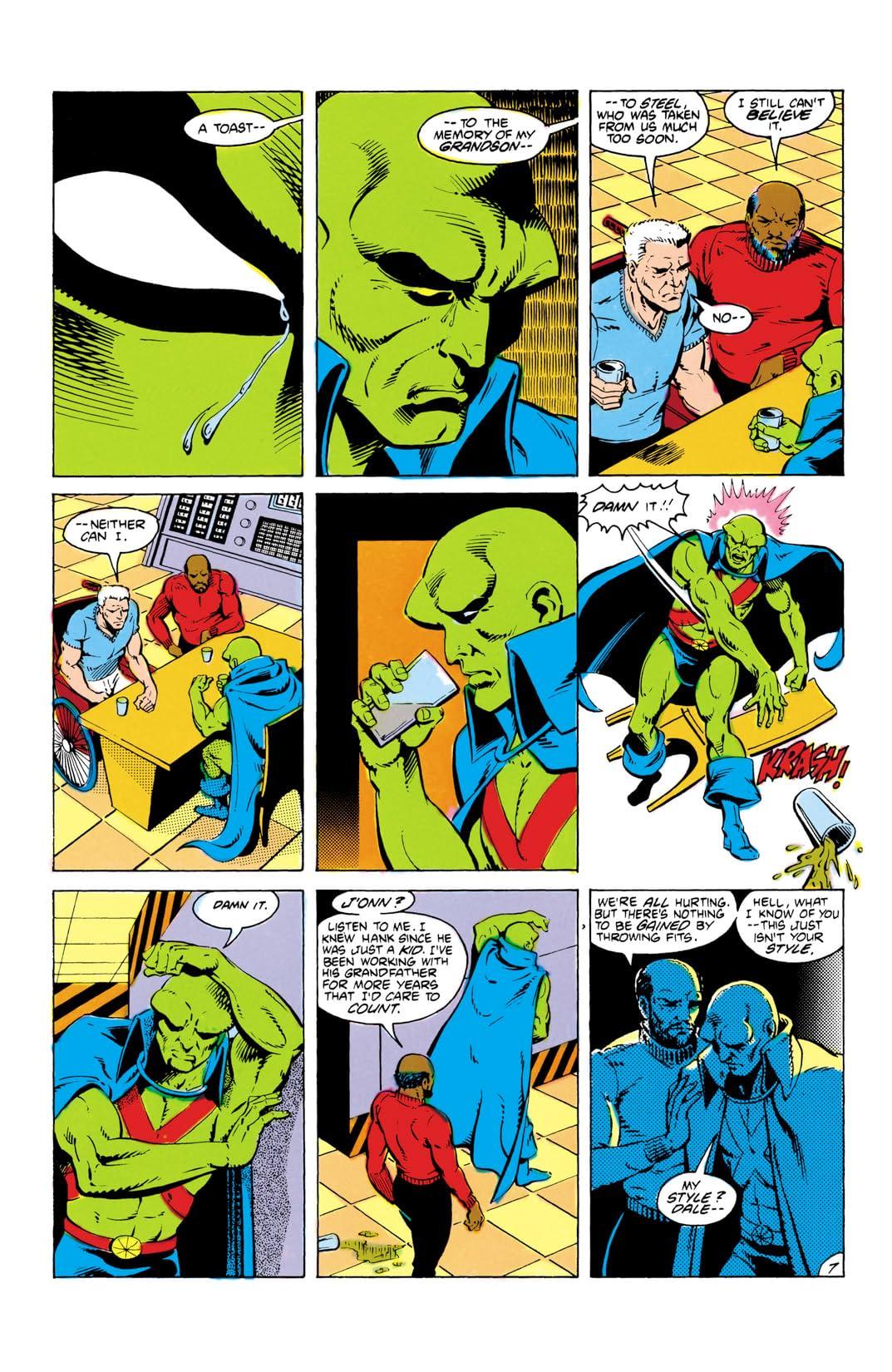 Justice League of America (1960-1987) #261