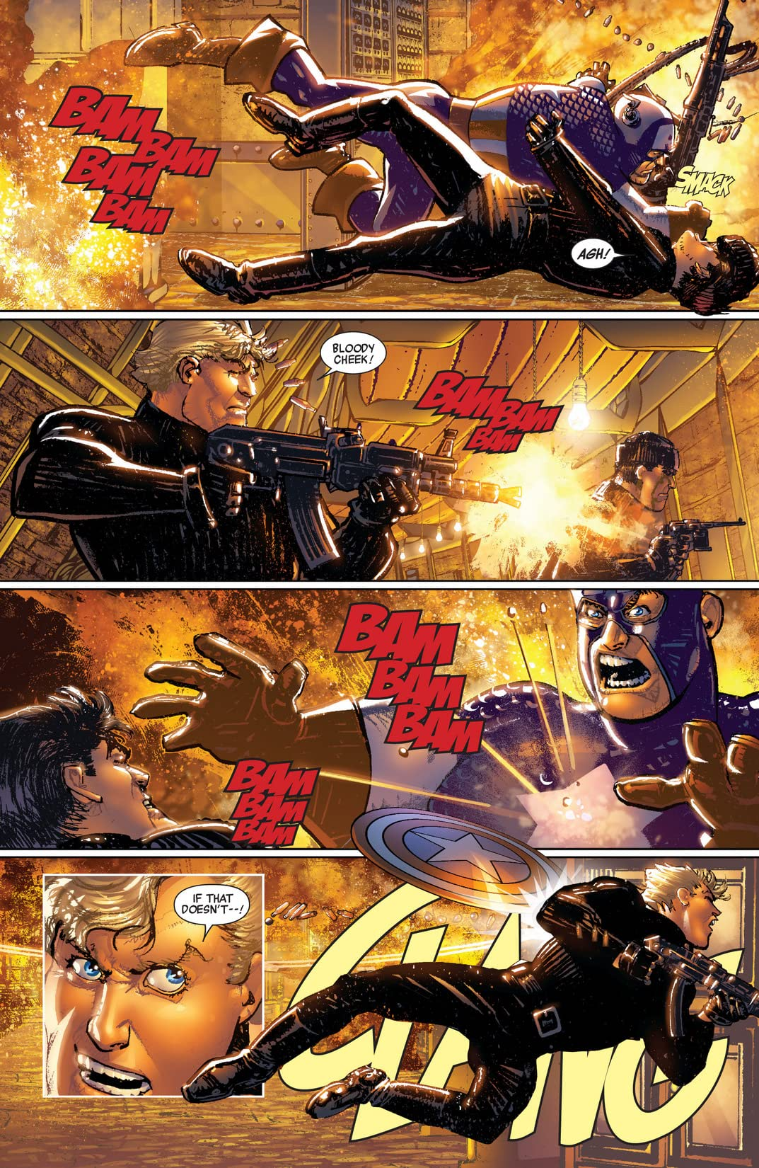 New Avengers (2010-2012) #12