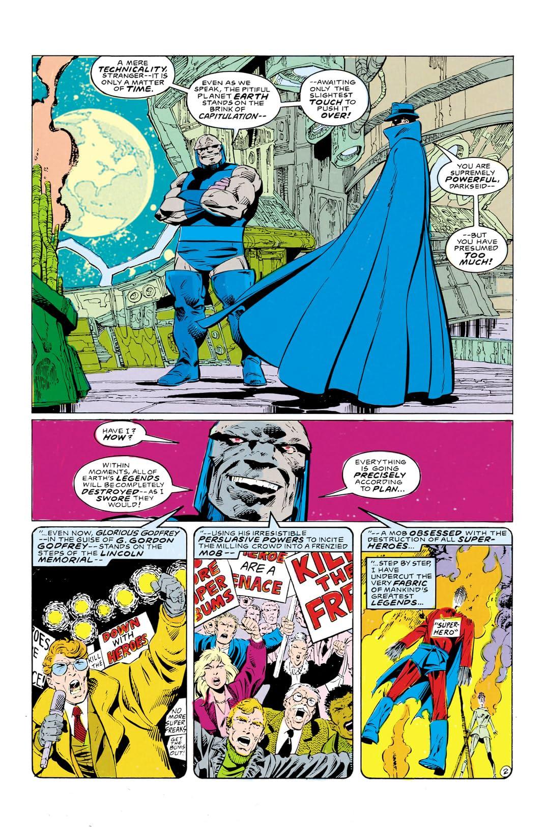 Legends (1986-1987) #6