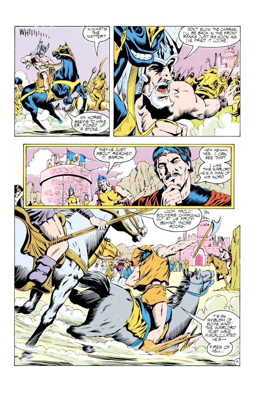 Warlord (1976-1998) #114
