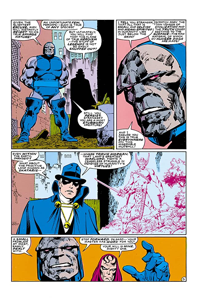 click for super-sized previews of Legends (1986-1987) #4