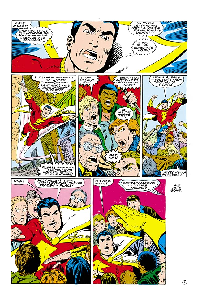 click for super-sized previews of Legends (1986-1987) #5