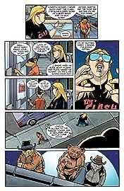 Adolescent Radioactive Black Belt Hamsters #4
