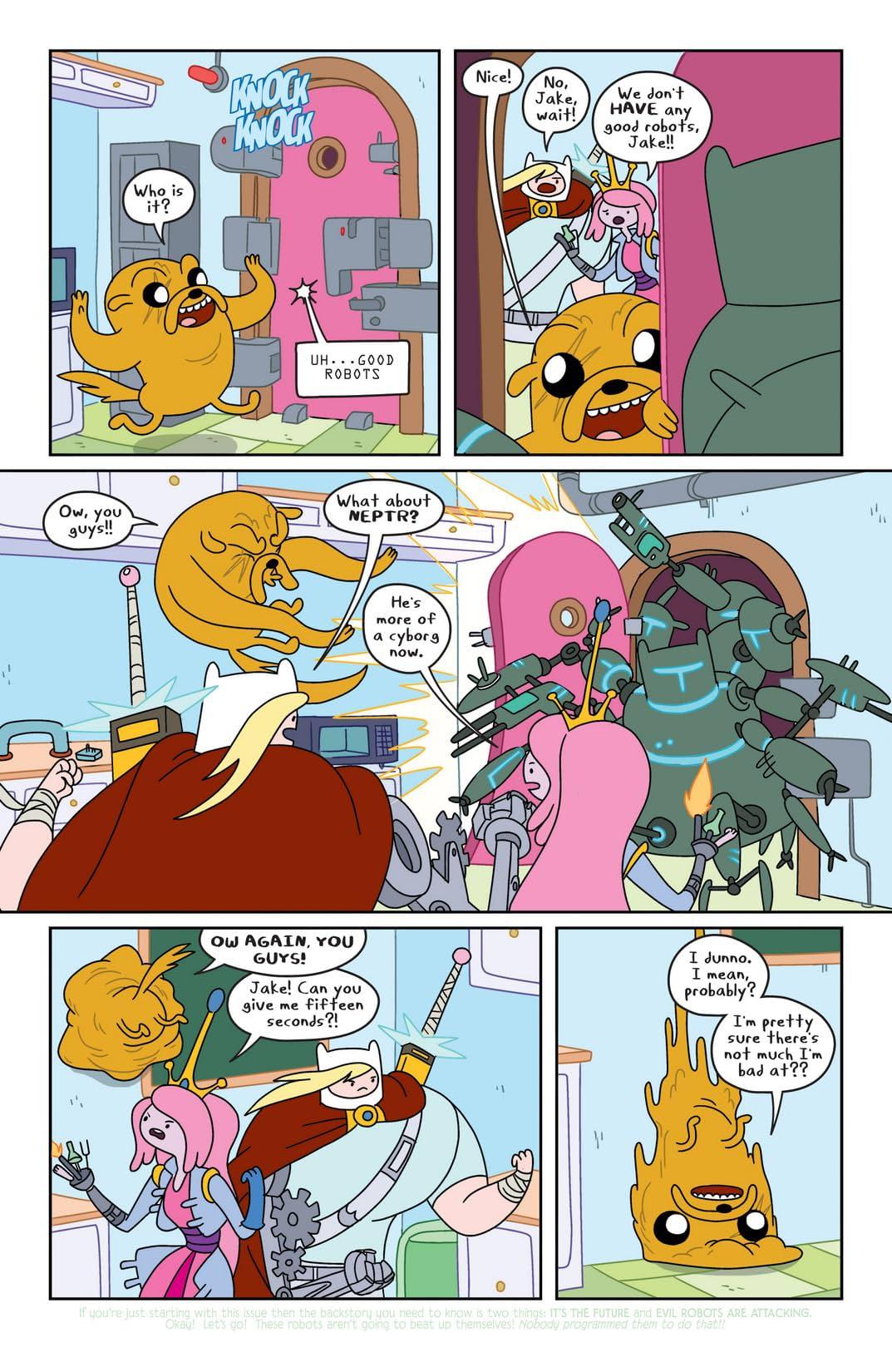 Adventure Time #8
