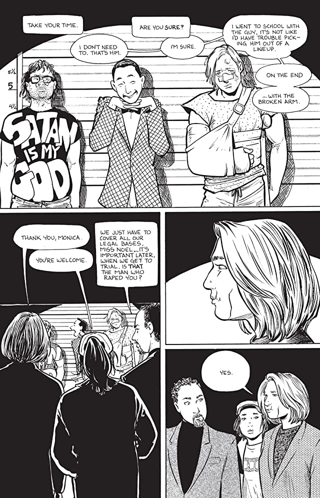 click for super-sized previews of Strangers in Paradise Vol. 3 #54