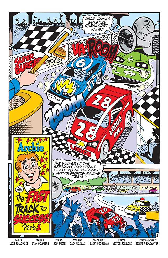 click for super-sized previews of Archie #572