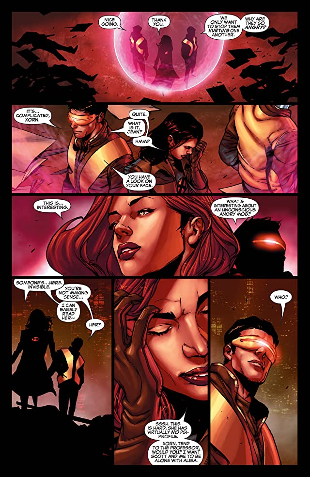 click for super-sized previews of Young X-Men #10