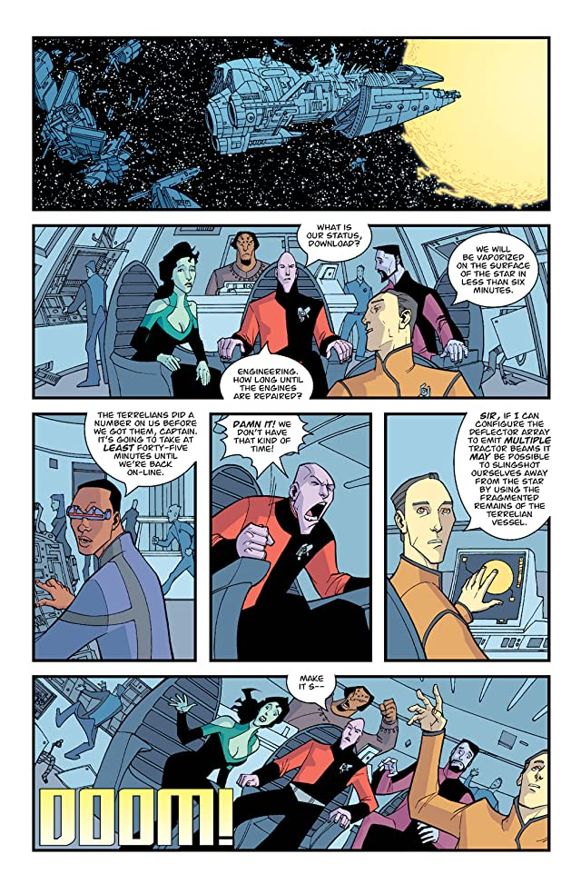 click for super-sized previews of Invincible Vol. 3: Perfect Strangers