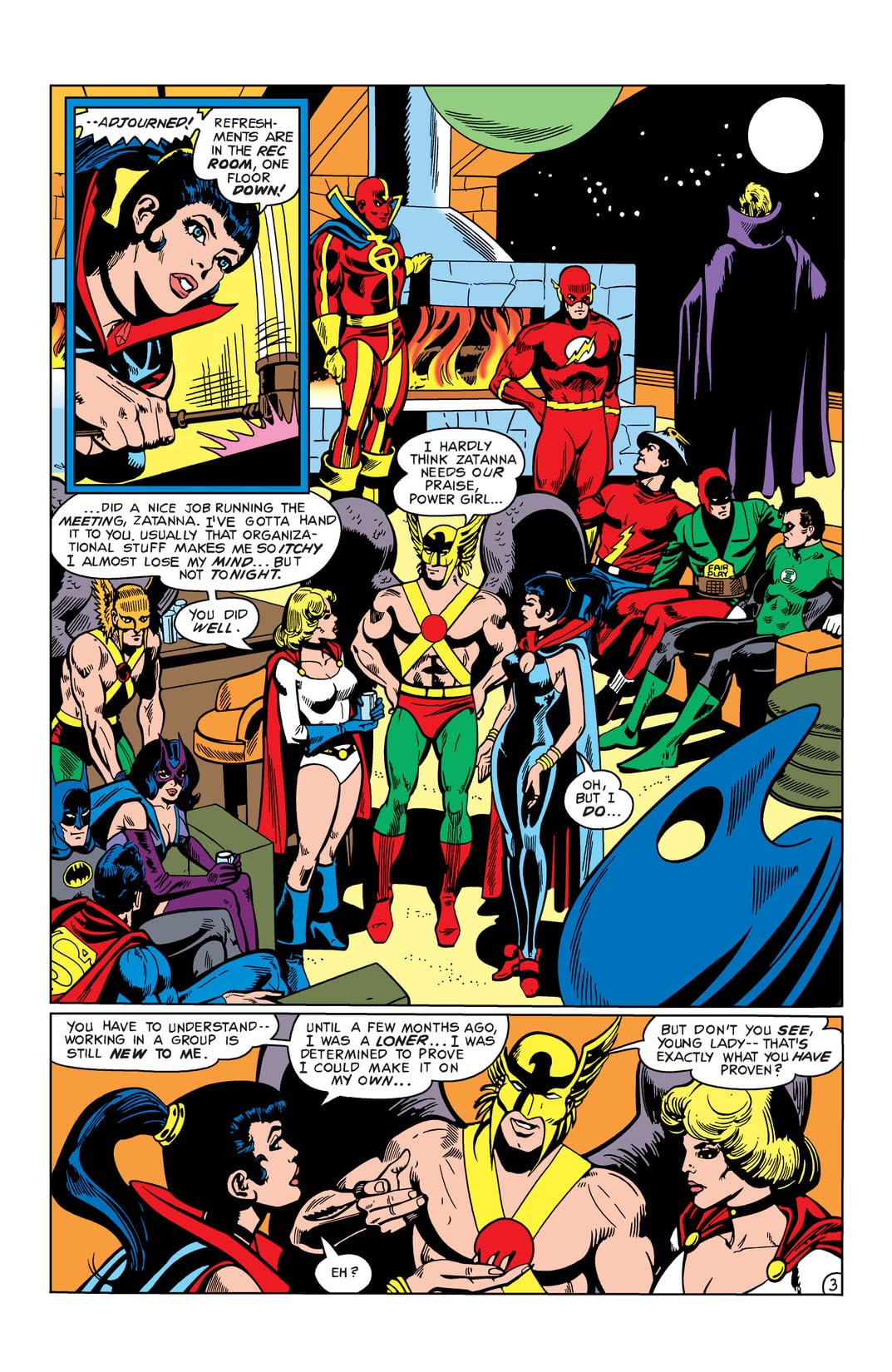 Justice League of America (1960-1987) #171