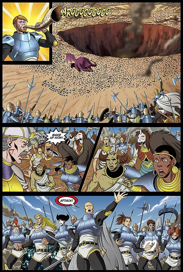 Wayward Sons: Legends #15
