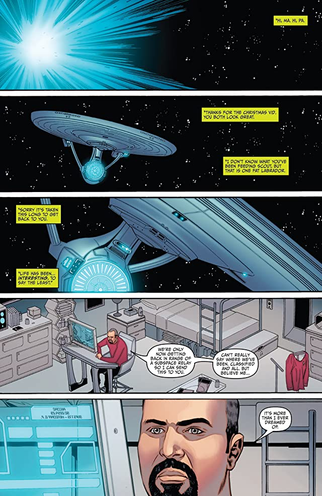 click for super-sized previews of Star Trek (2011-) #13