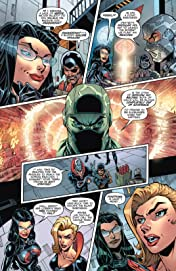 Danger Girl/G.I. Joe #3 (of 4)