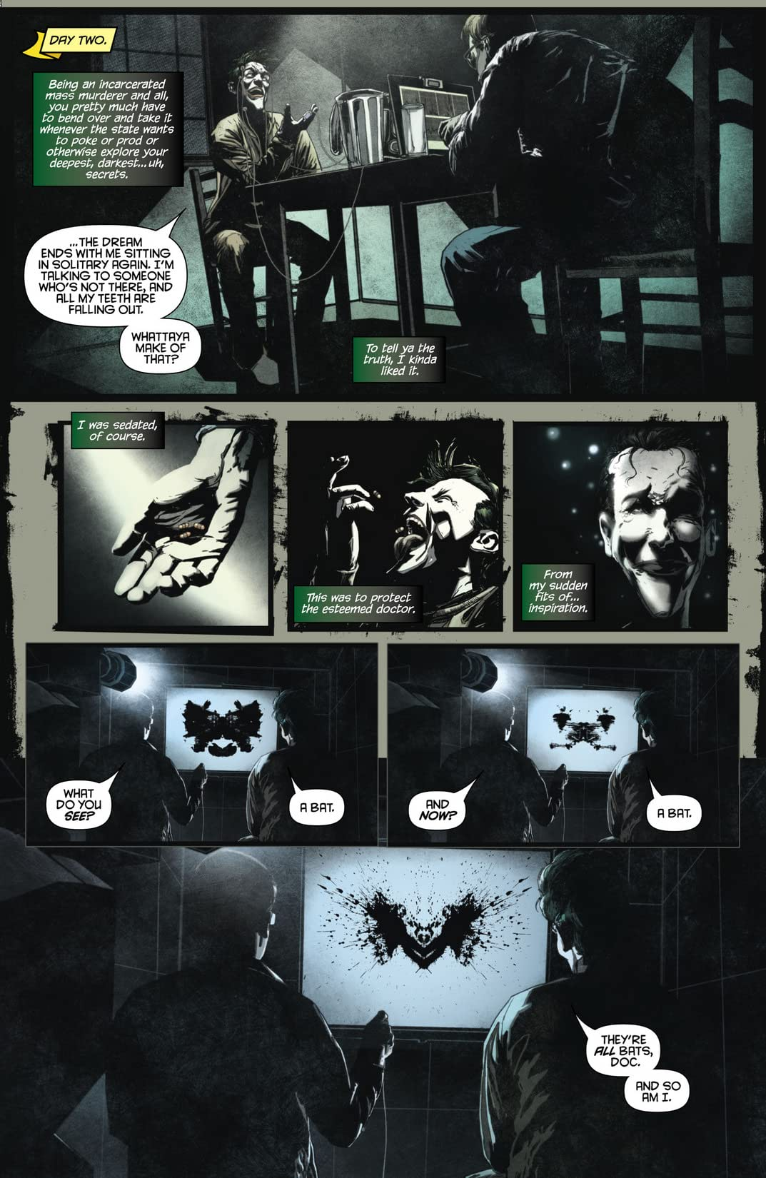 Batman: 80-Page Giant (2010) #1