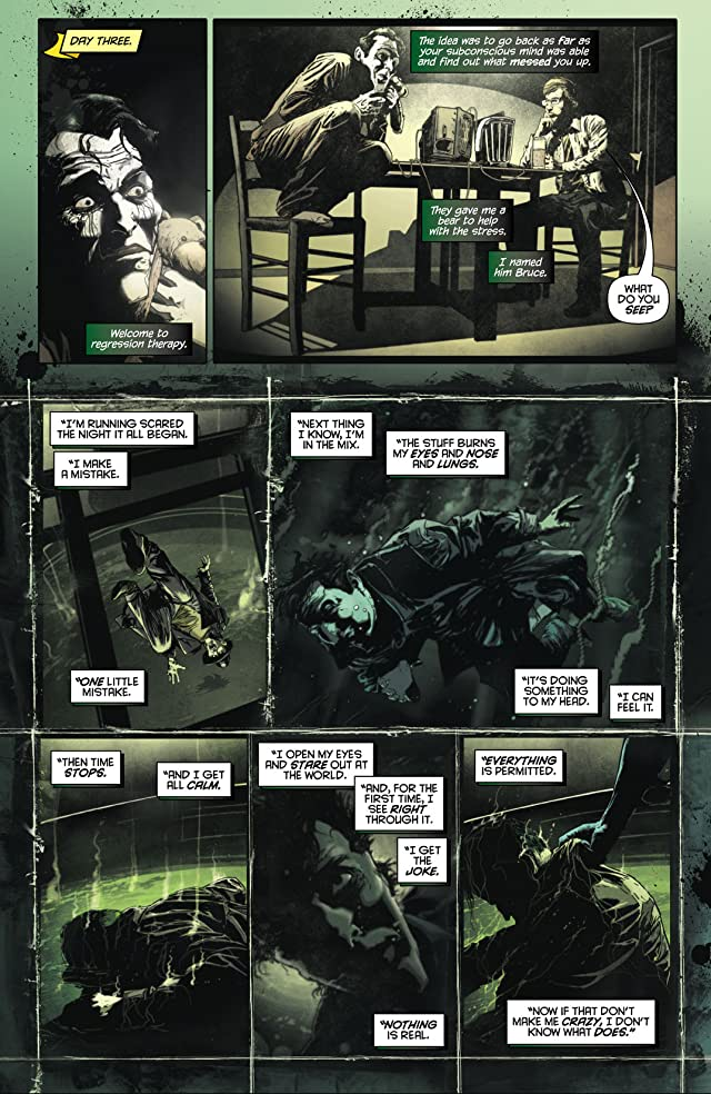 click for super-sized previews of Batman: 80-Page Giant (2010) #1