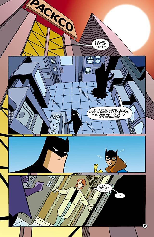 click for super-sized previews of Batman: Gotham Adventures #18
