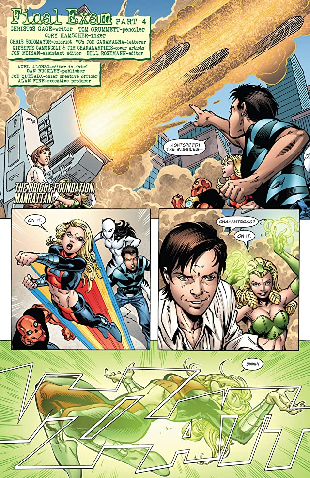 click for super-sized previews of Avengers Academy #37