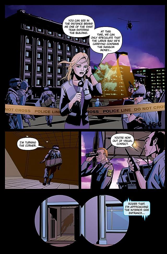 Roger Corman Presents: Black Scorpion #0