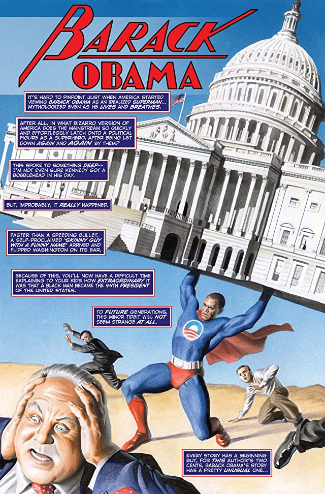 click for super-sized previews of Political Power: Romney Obama 2012