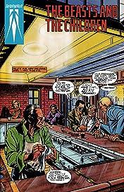 Shadowman (1992-1995) #3