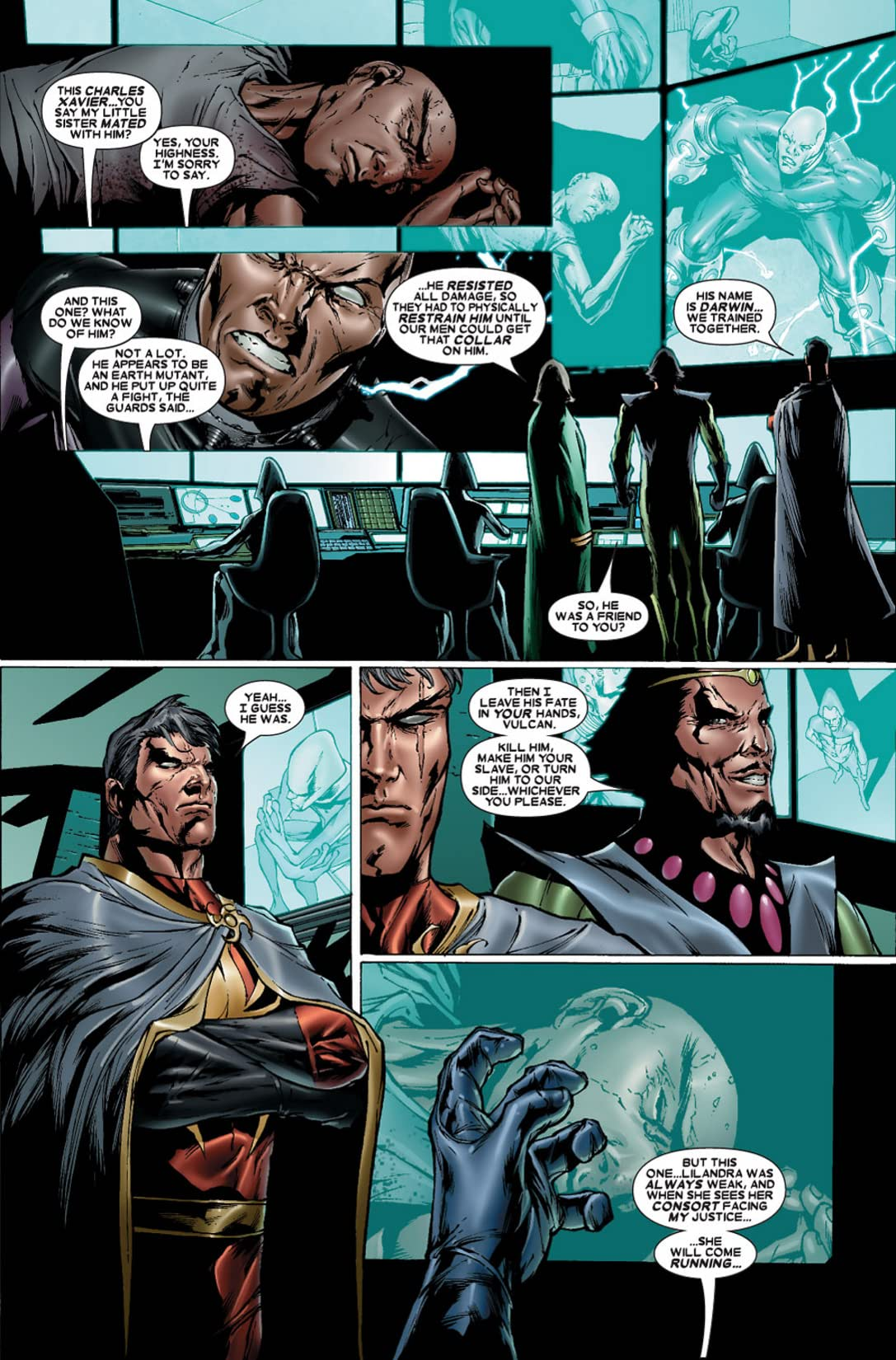 Uncanny X-Men (1963-2011) #484
