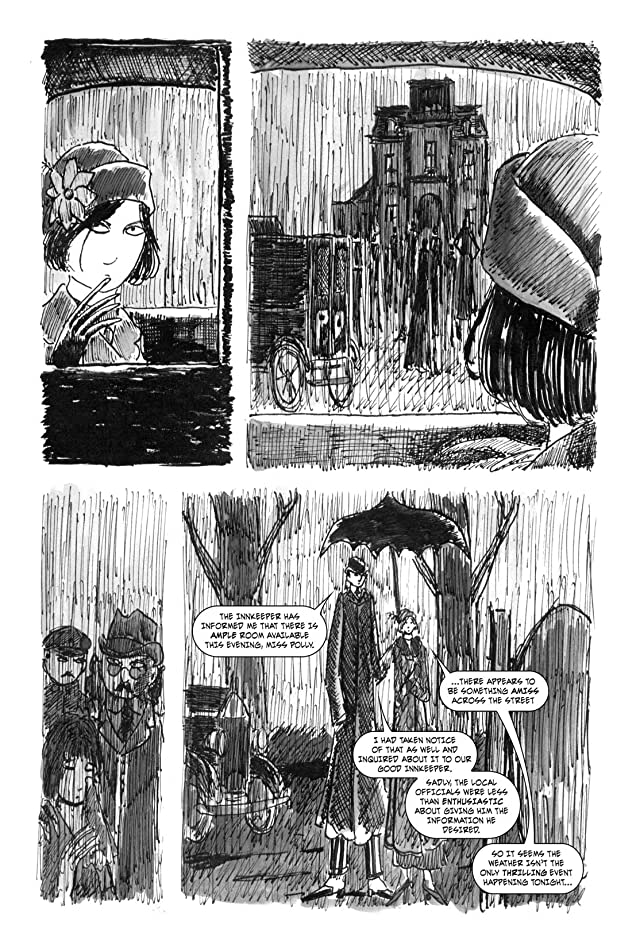 Polly and Handgraves: Preview
