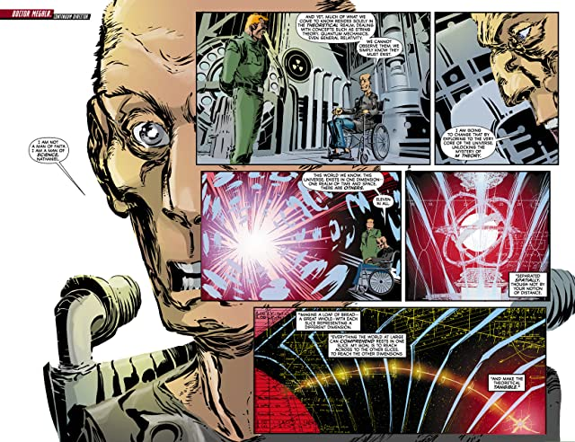 click for super-sized previews of Captain Atom (2011-2012) #0