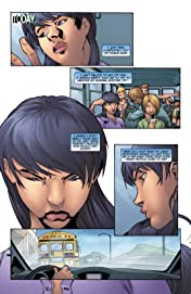 Casey Blue: Beyond Tomorrow #5 (of 6)