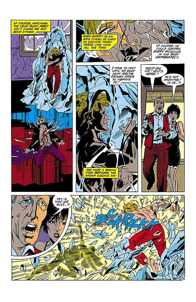 The Flash (1987-2009) #57