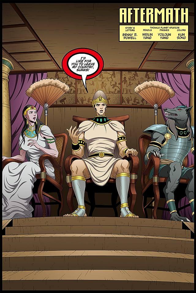 Wayward Sons: Legends #16
