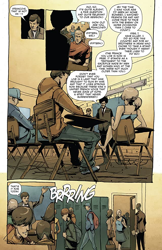 click for super-sized previews of Peter Panzerfaust #6