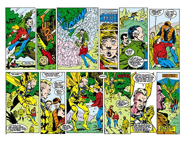 Justice League Task Force (1993-1996) #11