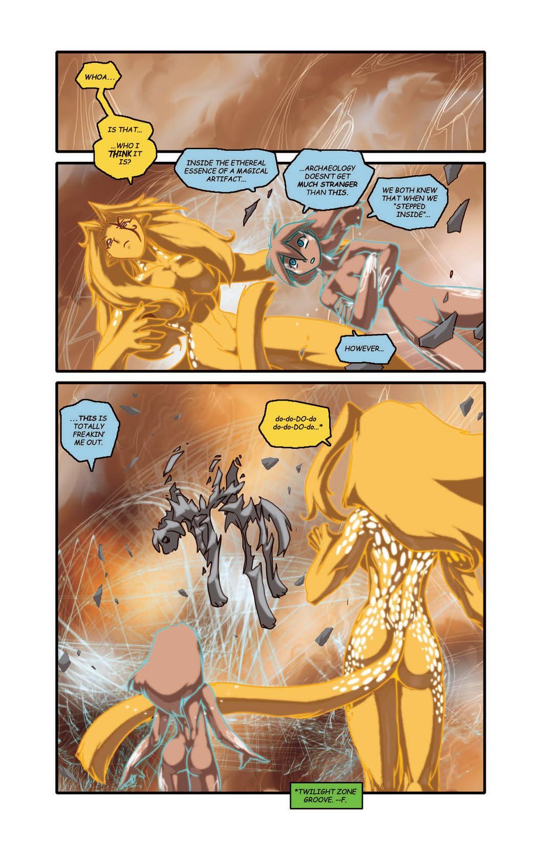 Gold Digger #72