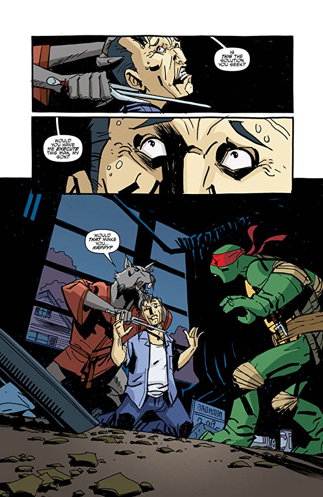 click for super-sized previews of Teenage Mutant Ninja Turtles #14