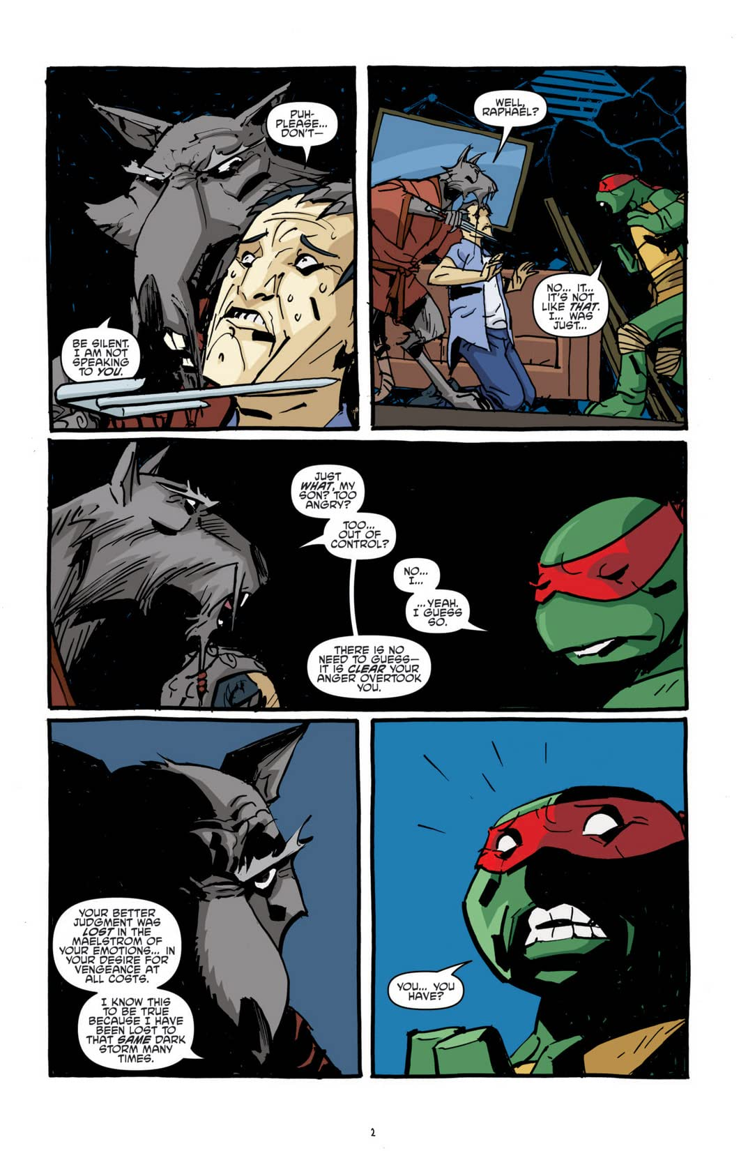 Teenage Mutant Ninja Turtles #14