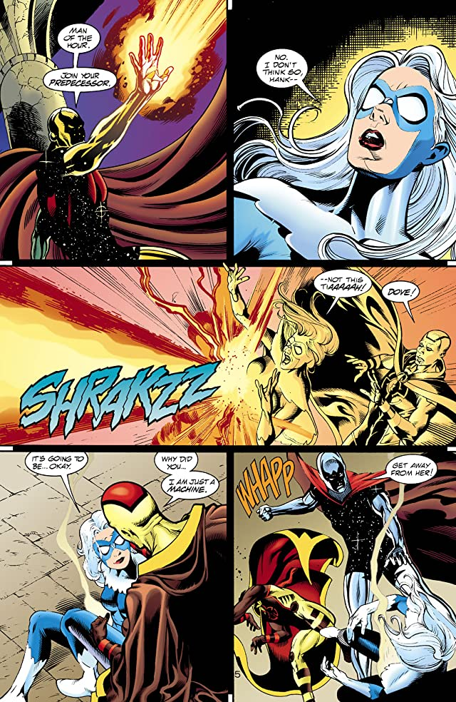 click for super-sized previews of JSA (1999-2006) #15