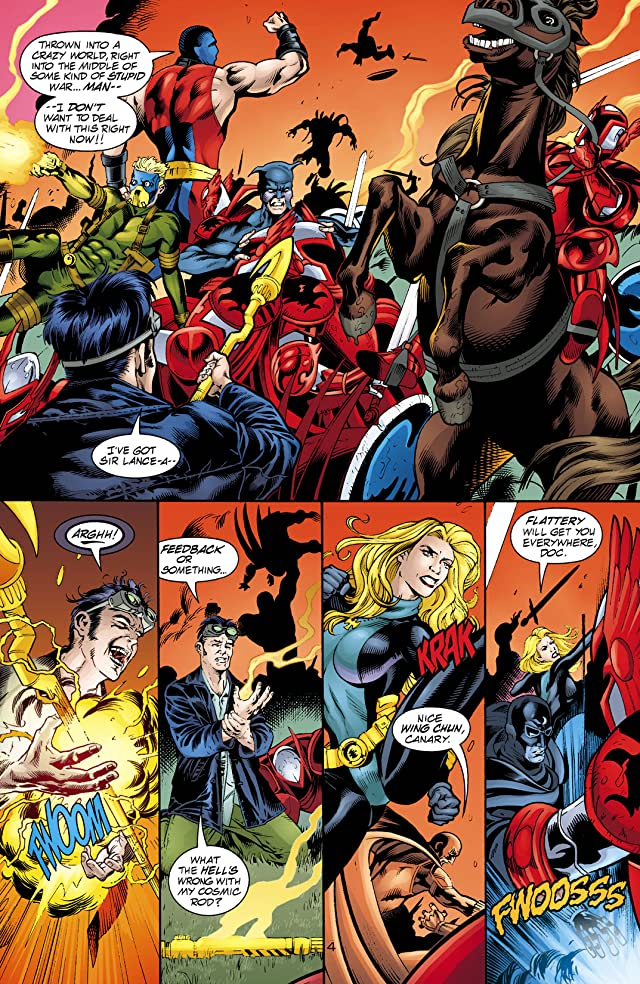 click for super-sized previews of JSA (1999-2006) #14