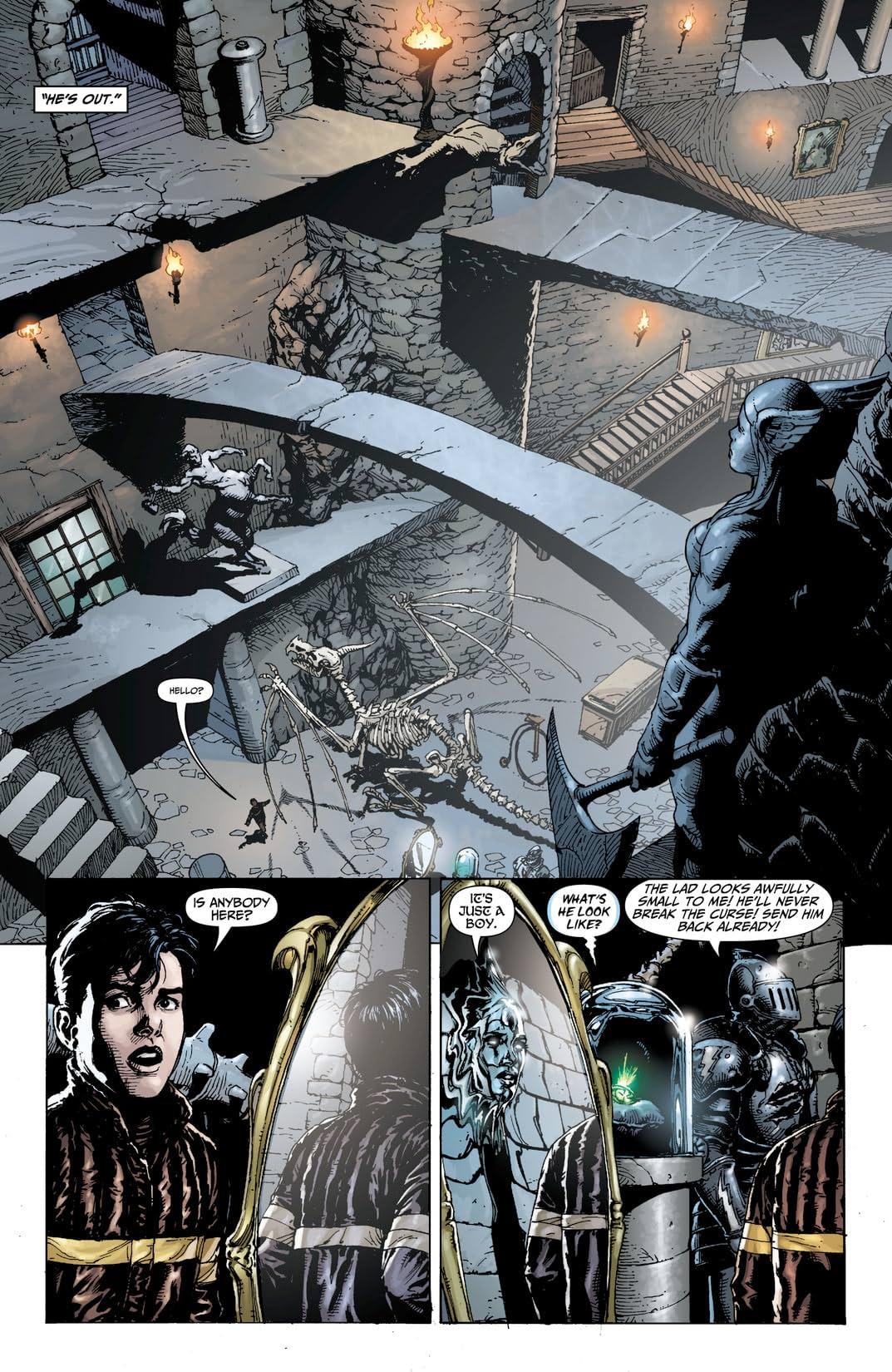 Justice League (2011-2016) #0