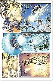 Legion of Super-Heroes (2011-2013) #0