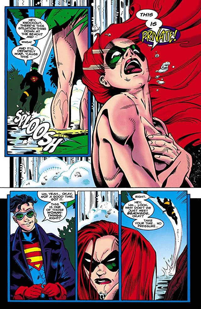 click for super-sized previews of Superboy (1994-2002) #28