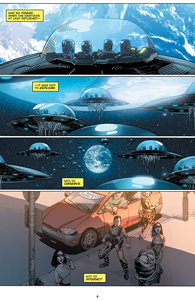 click for super-sized previews of Mars Attacks #4